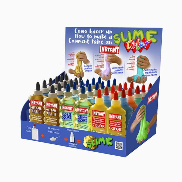 """Expositor """"Slime"""" color Instant"""